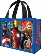 Vandor 26773 Marvel Avengers Age of Ultron Recycled Shopper Tote, Large, Multicoloured