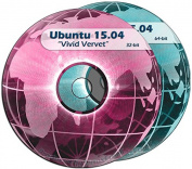 Ubuntu Linux 15.04 2-DVD SET - Includes both 32-bit and 64-bit Versions [Special Edition]