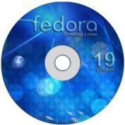 "Fedora Linux 48cm Schrodinger's Cat"" - Both 32-bit and 64-bit Versions on One DVD"