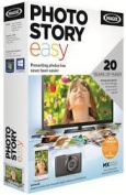 Magix Photo Story EASY ~ 20 Years of MAGIX - Anniversary Offer! Order this product and get Photo Manager MX Deluxe (worth $59.99 / C$59.99) absolutely free!