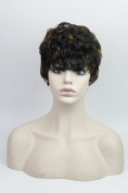 Sexy Short Curly Wavy Halloween Party Wig Cosplay Wig