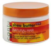 Cantu Shea Butter For Natural Hair Leave in Conditioning Cream, 340 g