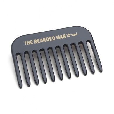 003 - The Bearded Man Company Gents Beard Pick Comb
