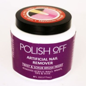 Polish Off Artificial Nail Remover