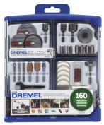 For Dremel 710-08 All-Purpose Rotary Accessory Kit, 160-Piece