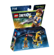 LEGO  Dimensions Fun Pack - The Lego Movie Emmet