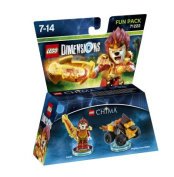 LEGO Dimensions Fun Pack Chima Laval