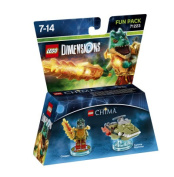 LEGO Dimensions Fun Pack Chima Cragger
