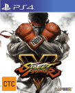Capcom STREET FIGHTER V for PS4 Pre-order Releases 16/Feb/2016