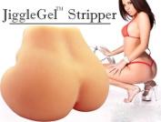 JiggleGel™ Stripper's Ass Sex Doll torso