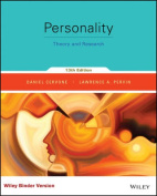 Personality, Thirteenth Edition Binder Ready Version