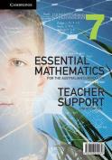 Essential Mathematics for the Australian Curriculum Year 7 2ed Teacher Support Print Option