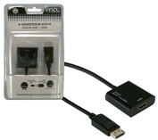 MCL Samar CG - 291CAZ-video/audio adaptor-DisplayPort/HDMI-HDMI 19 Pin Female to Mini DisplayPort Male