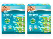 Tommee Tippee Sangenic Nappy Wrapper Cassette 3 Pack - Fits All Tubs x 2