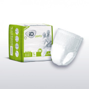 ID Pants Super Large - Carton - 8 Packs of 14