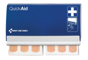 First Aid Only Quickaid Water-Proof Plaster Dispenser - Pack of 90
