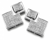 Velini, earring EA6841, 925 sterling silver, micro pavé setting, AAA quality 98 cubic zirconia stones that shines like dimaonds