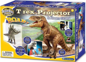 Brainstorm Educational Toys Room Guard Tyrannosaurus Dinosaur T-rex Projector