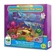 The Learning Journey Big Floor Puzzles - Journey Under The Sea Playset by The Learning Journey