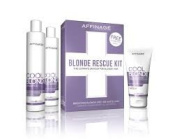 Affinage Blonde Rescue Kit -Ultimate Saviour for Blonde Hair