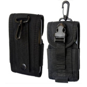 Universal Army Bag for Mobile Phone Belt Loop Hook Cover Holster Pouch Case
