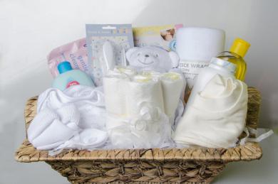 Newborn Gift Basket Hamper