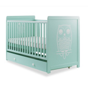 Cosatto Story Cot Bed & Drawer