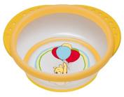 NUK Disney Easy Learning Learner's Dish with Lid Non-Slip Handles Non-Slip Base BPA-Free