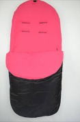 Universal Footmuff, Suitable For Pushchairs, Buggies, Prams, Strollers