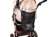 Net Bag for Prams, Buggies and Strollers (One Size)