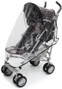 Chicco Echo Stroller Raincover Professional Heavy Duty Rain Cover