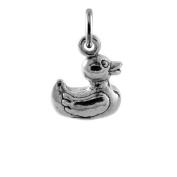 TheCharmWorks Sterling Silver Rubber Duck Charm