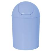 MSV 100518 Swing Waste Bin 7 L Light Blue