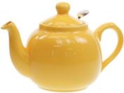 London Pottery UK British Design Farmhouse Filter 4 Cup Teapot 1.2L Yellow - 17273222