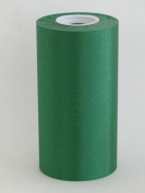 15cm Wide Green Ceremonial Ribbon for Grand Openings/Re-Openings and Ribbon Cutting Ceremonies - 25 Yard Roll