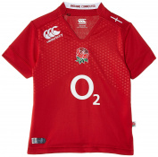 England 2014/15 Kids Alternate Pro S/S Rugby Shirt