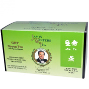 GHT Green Tea with Special Spices, 30 Tea Bags, 35ml