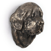 Newfoundland, statue figure hanging on the wall limited ArtDog