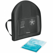 Fellowes Professional Series Heat and Soothe Back Support Ref 8041901