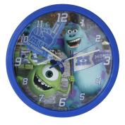 Monsters University Wall Clock, Multi-Colour