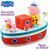 Peppa Pig Holiday Time Grandpa Pig's Boat