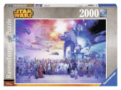 Ravensburger Star Wars Episode I - VI Saga Jigsaw Puzzle