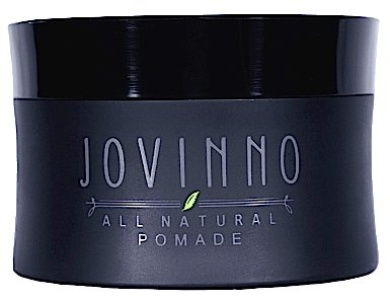 Jovinno Premium Natural Hair Styling Pomade, Water Soluble Wax. 150ml Made in France.