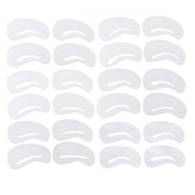 24pcs 6 Sets Eyebrow Stencils Eye Brow Grooming Shaping Templates DIY Makeup Beauty Tools