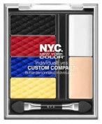 NYC Colour Trio Eyeshadow, Super Chica 003, Limited Edition