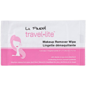 La Fresh Travel Lite (60) Make-up Remover Wipes Large Size Individually Packaged