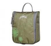 TLT Portable Toiletry Bag Kit Travel Organiser with Hanger Hook (Olive) YD011OL
