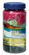 Dead Sea, Care & Beauty, Coloured Bath Salt Box, 500g