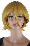Epic Cosplay Chronos Autumn Gold Cosplay Wig 36cm