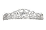 Bridal Rhinestones Crystal Prom Wedding Hair Comb Tiara 81066
